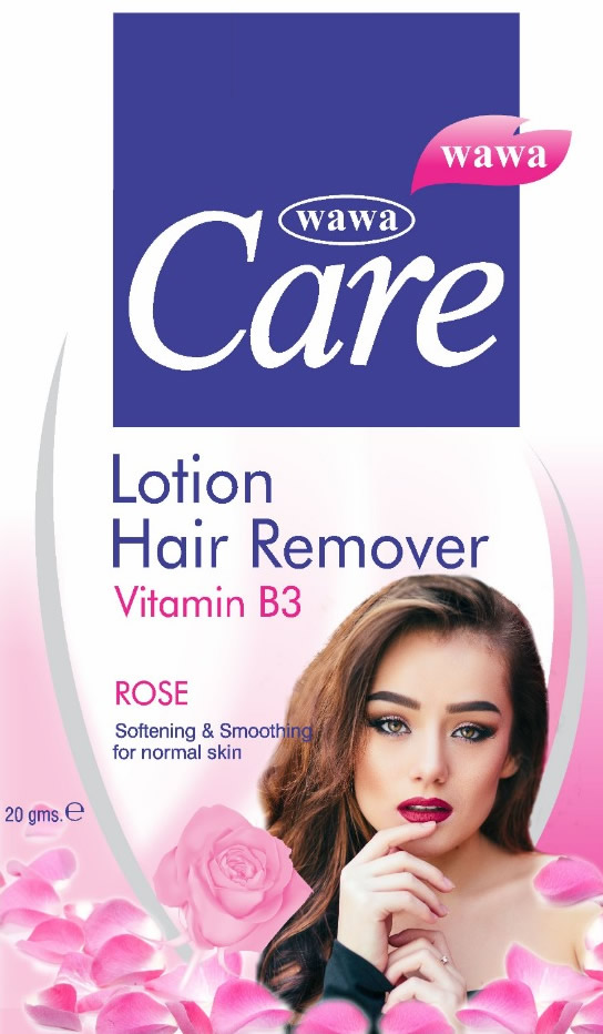 Lotion Hair Remover Wawa Care